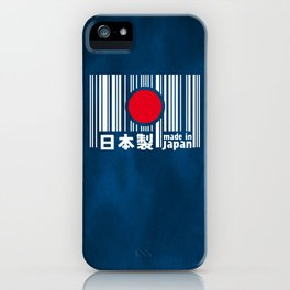 Made in Japan iPhone Case