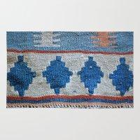 kilim Area & Throw Rugs featuring afghani kilim by sara gering