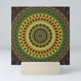 Mandala 237 Mini Art Print
