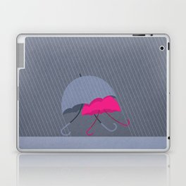 umbrellas Laptop & iPad Skin