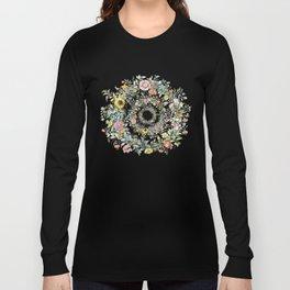 Circle of Life Cream Long Sleeve T-shirt