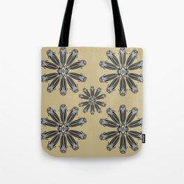 Fleur Art Tote Bag