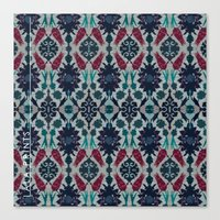 persian Canvas Prints featuring Persian Feel by lalaprints