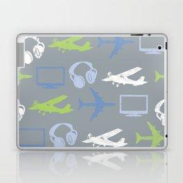 high-fi Laptop & iPad Skin