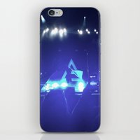 30 seconds to mars iPhone & iPod Skins featuring Thirty Seconds to Mars by ijsw