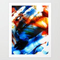 nautilid Art Print