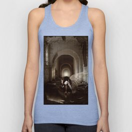 I Thought I Was Your Angel Unisex Tank Top