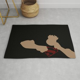 Superboy Minimalism Rug