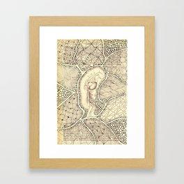 Embryo Framed Art Print