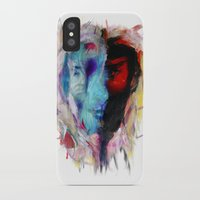 persona iPhone & iPod Cases featuring Persona by DesArte