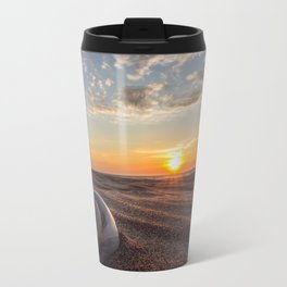 Forgotten in Sand Travel Mug