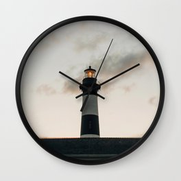 Travel Guide Wall Clock