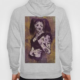 Dead Left Eye Hoody