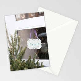 Ouvert, Open Stationery Cards