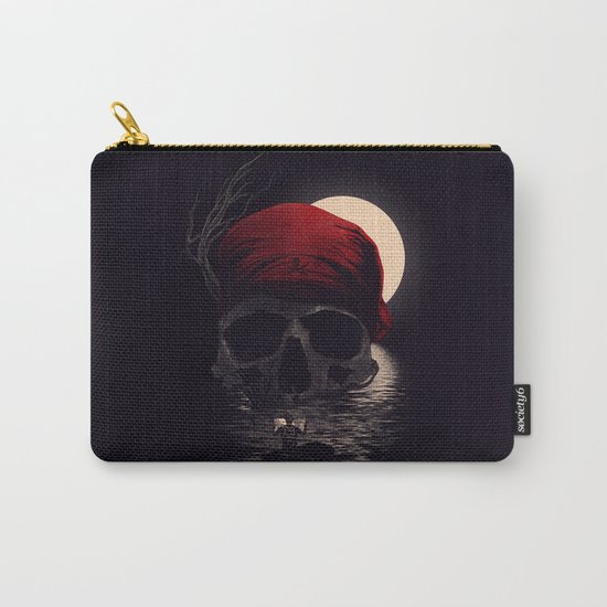 Treasure Hunting Carry-All Pouch
