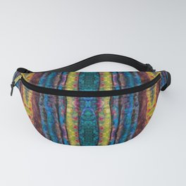 Bubble Dot Folds Fanny Pack