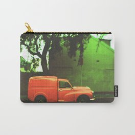Red Car Carry-All Pouch