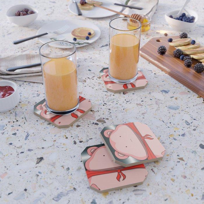 Peepoodo Peepoodong Coaster