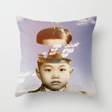 scouts honour Throw Pillow