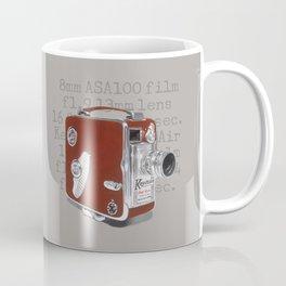 Vintage Movie Camera Coffee Mug