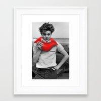 leonardo Framed Art Prints featuring leonardo by Roman Belov