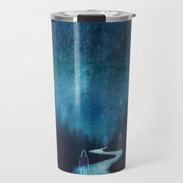 Ghost Town Travel Mug