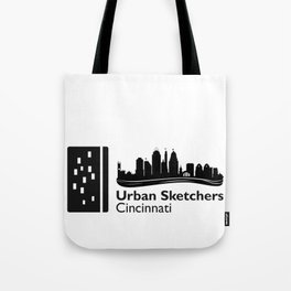 USkCincy By Kristen Edwards Tote Bag