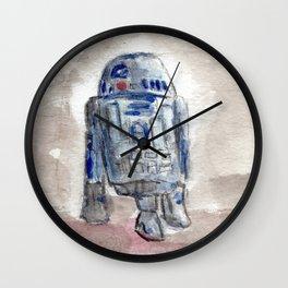 Robot R2D2 Wall Clock