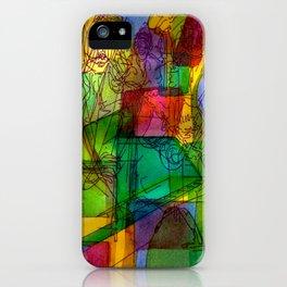 Bojhow iPhone Case