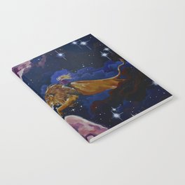 Lily the Lionhearted Notebook
