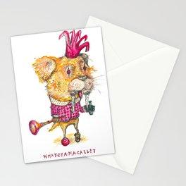 Whatchamacallit Stationery Cards