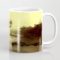 jazzberry Mugs featuring Illusive visions float above my head... by Donuts