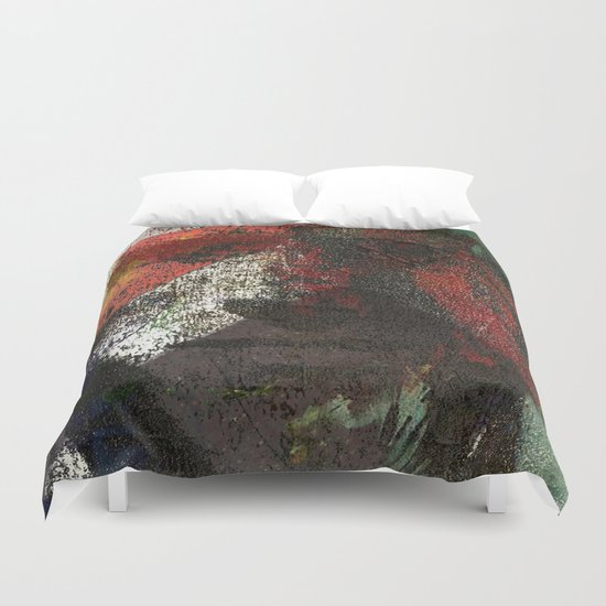Future's Soldiers 3 Duvet Cover