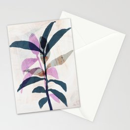 Simple Leaves Stationery Cards