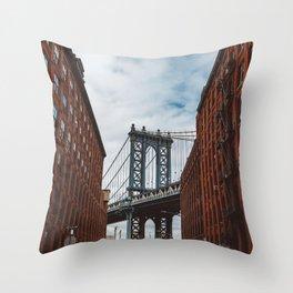New York Love II Throw Pillow