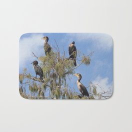 Cormoran Tree Bath Mat