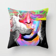 Paix Throw Pillow