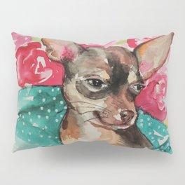 lola chihuahua Pillow Sham