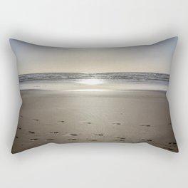 Watergate Bay - Setting Sun Rectangular Pillow