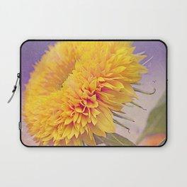 Vintage sunflower Laptop Sleeve