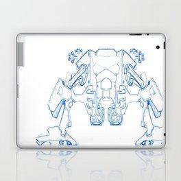Mechanized Laptop & iPad Skin