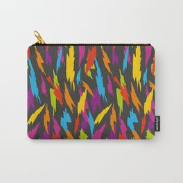 Abstract Party Poppers Pattern Carry-All Pouch