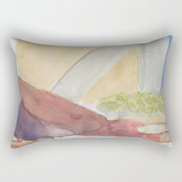 Still Life with Instruments Rectangular Pillow
