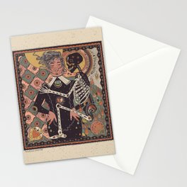 Santa Muerte -Inspired by Penny Dreadful: City of Angels Stationery Cards