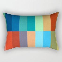 Colorful Banners I Rectangular Pillow