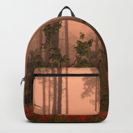 The Memories of poppies Backpack