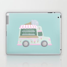 Ice Cream Truck Laptop & iPad Skin