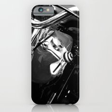 Black & White Harley Slim Case iPhone 6s