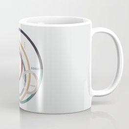 for Love || words & circles Coffee Mug