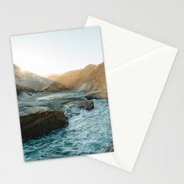 Sunrise on the Oregon Coast Stationery Cards